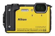 Nikon Coolpix W300 Compact Digital Waterproof Shockproof Camera - Yellow