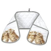 Royal Worcester Wrendale Double Oven Gloves