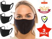 3 Pack of Cotton Face Masks