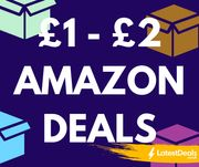 £1 - £2 Amazon Deals - All with Amazon Prime Delivery (Read The Post!)