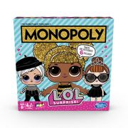 Monopoly LOL Surprise Game from Hasbro Gaming Only £14.74