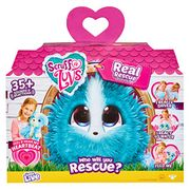 Scruff-a-Luvs Real Rescue Pet Soft Toy Interactive