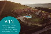 Win a Two-Night Stay at One of Italys Monvigliero Vineyard Villas