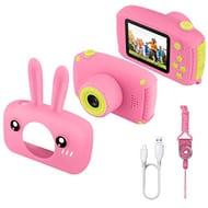 Etpark Kids Camera, Digital Camera 2.0 Inch for Children with 12MP