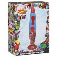Superhero Lava Lamp - Spider-Man / Hulk / Batman / Ironman