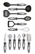 Premier Housewares Stainless Steel Tool Set, 12-Pieces