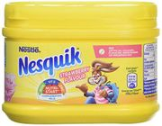 Nesquik Powder Strawberry, 300 g (Pack of 10) Down From £19 to £10