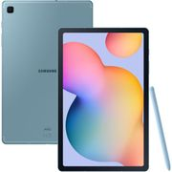 "*SAVE £50* Samsung Tab S6 Lite 10.4"" 64GB Wifi Tablet - Blue"