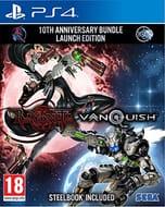PS4 Bayonetta & Vanquish 10th Anniversary Bundle £20.99 at Amazon