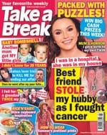 Win Cash Prizes - Take a Break Magazine Issue 28