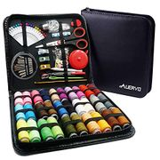 116 Premium Sewing Supplies with PU Case
