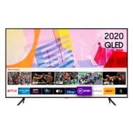 "Samsung 43"" HDR 4K QLED TV with Alexa, Google & Apple TV App"