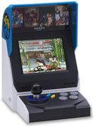NEOGEO Mini Console: International Version (40 Games) - £64.99 on Amazon