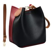Save 70%- INSOUR Ladies Bucket Bag, PU Leather