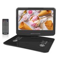 WONNIE 15.5 Inch Portable DVD Player