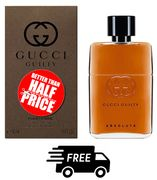 Boots Summer Clearance - Gucci Guilty Absolute EDP for Him - FREE DELIVERY