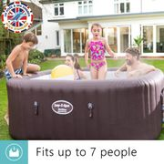 Lay-Z-Spa Maldives Luxury Hot Tub - IN STOCK AT AMAZON TODAY!