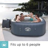 Lay-Z-Spa Hawaii Hot Tub - IN STOCK AT AMAZON TODAY!