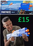 OH YES! Nerf FORTNITE Super Soaker Water Blaster (FREE DELIVERY WITH PRIME)