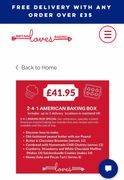2 for 1 on 4th of July Baking Box Orders at Britain Loves Baking