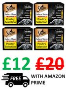 Sheba Select Slices in Gravy, Poultry Selection, 48 PACKS (FREE PRIME DELIVERY)
