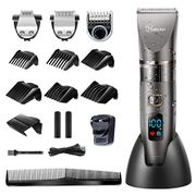 Hatteker Professional Hair Clipper Cordless Clippers Hair Trimmer