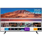 """*SAVE £50* Samsung 75"""" Smart 4K Ultra HD TV with HDR10+ and Crystal Processor"""