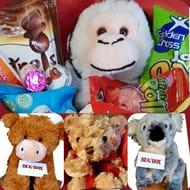 Win a Soft Toy Hug Box.