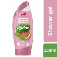 Radox Feel Uplifted Shower Gel 250ml
