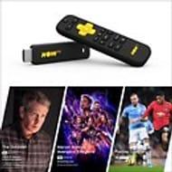 NOW TV Smart Stick 1 Month Entertainment + Sky Cinema + 1 Day Sky Sports