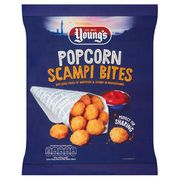 Young's Popcorn Scampi Bites 190g