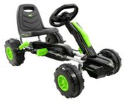 Green Wired Pedal GoKart
