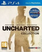 Uncharted: The Nathan Drake Collection (PS4) Pre-Owned