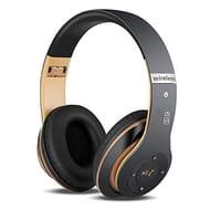 6S Wireless Headphones over Ear,Hi-Fi Stereo