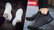 *SAVE £25* Breathable Sports Trainers - 2 Colours Sizes 7>10