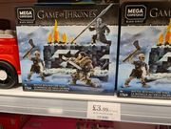 Game of Thrones Blocks Set