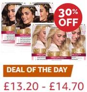 30% off - L'Oreal Paris Excellence Creme Hair Dye (3 PACK)
