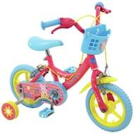 Peppa Pig 12 Inch Wheel Size Kids Bike