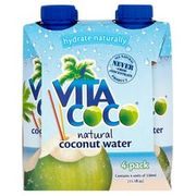 Hydrate & Feel Good With 100% Natural Coconut Water
