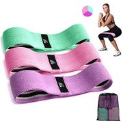 CFX Resistance Bands 3 Sets, Premium Exercise Loops