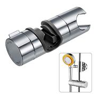 Joyoldelf 18-25MM Adjustable ABS Replacement Hand Shower Rail