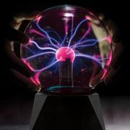 "Red5 5"" Plasma Ball"