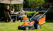 Cordless Brushless Motor Lawn Mower with Free Delivery