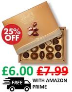 Lindt Swiss Luxury Selection Chocolate Box