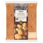 Tesco Seasonal New Potatoes 750G