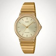 Casio Retro Watch in Gold