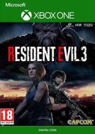 Resident Evil 3 Xbox One (UK)