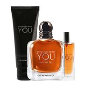 Emporio Armani Stronger with You Intensely 100ml Gift Set