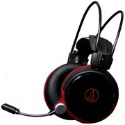 Audio Technica ATH-AG1X Gaming Headset - Black/Red
