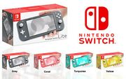 NEW NINTENDO SWITCH LITE HANDHELD CONSOLE Only £199.99